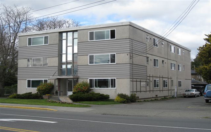 Esquimalt for Parkside manor